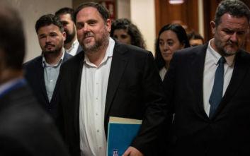 Δικαίωση για Καταλανό ηγέτη από το Δικαστήριο της Ευρωπαϊκής Ένωσης