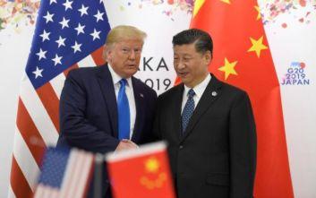 Οι αποκαλύψεις του Μπόλτον για τον Τραμπ: Ζήτησε από τον Κινέζο πρόεδρο να «κάνει κάτι» για να κερδίσει τις εκλογές