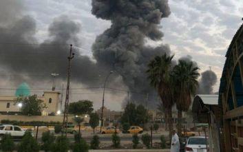 Κάλεσμα ΗΠΑ στο Ιράκ για να σταματήσουν οι επιθέσεις εναντίον αμερικανικών συμφερόντων