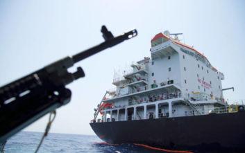 Κοινά ναυτικά γυμνάσια Ρωσίας, Κίνας και Ιράν στον Ινδικό Ωκεανό και τον Κόλπο του Ομάν