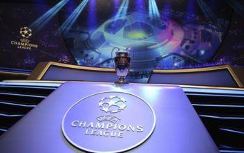 Κλήρωση Champions League: Μεγάλες μονομαχίες στους «16»