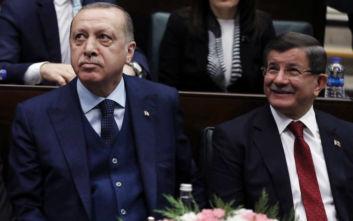 Τουρκία: Ο Αχμέτ Νταβούτογλου ανακοινώνει την ίδρυση νέου κόμματος