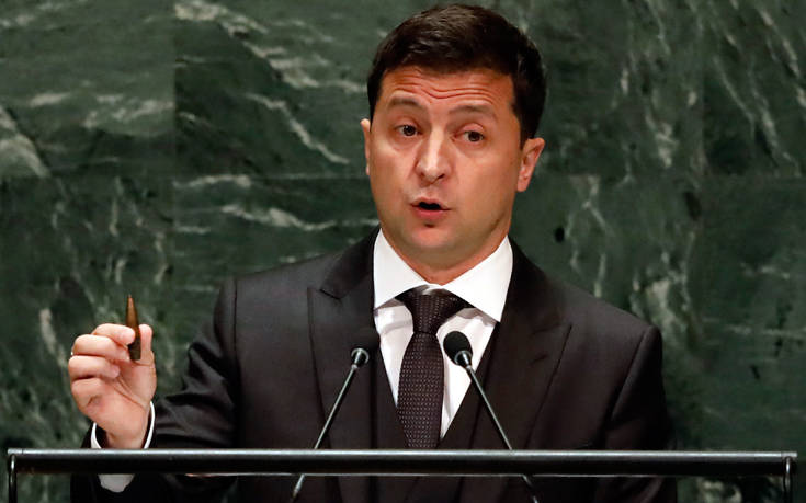Τιμωρίες και αποζημιώσεις ζητεί ο Ζελένσκι για την κατάρριψη του ουκρανικού αεροσκάφους
