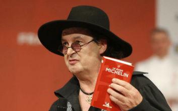 Ο Γάλλος σεφ Μαρκ Βεϊρά έχασε και δικαστικά το αστέρι Michelin