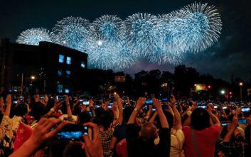 Πρωτοχρονιά στο Χονγκ Κονγκ: Ακυρώνεται για λόγους ασφαλείας το σόου με τα πυροτεχνήματα