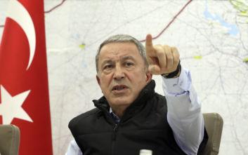 Ακάρ: Οι ΗΠΑ ίσως στείλουν στην Τουρκία Patriot για να χρησιμοποιηθούν στην Ιντλίμπ