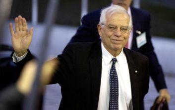 Στην Τρίπολη θα μεταβεί στις 7 Ιανουαρίου ο επικεφαλής της ευρωπαϊκής διπλωματίας Ζοζέπ Μπορέλ
