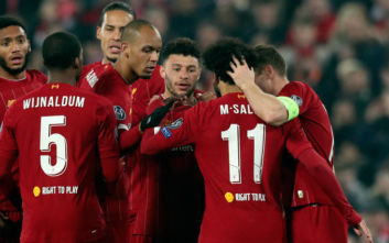 Champions League: Τα «ρέστα» της παίζει η Λίβερπουλ στην Αυστρία