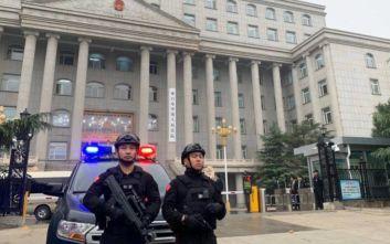 Οι ΗΠΑ ζητούν κυρώσεις κατά της Κίνας για καταπάτηση των ανθρωπίνων δικαιωμάτων