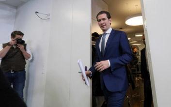 Νέο μήνυμα του «σκληρού» Κουρτς: Η Αυστρία σχεδιάζει νέα μόνιμη συμμαχία των «φειδωλών» εντός της ΕΕ