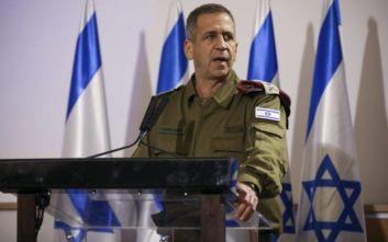Ο υποστράτηγος Κοχαβί δεν αποκλείει μία «περιορισμένη» σύγκρουση Ισραήλ – Ιράν
