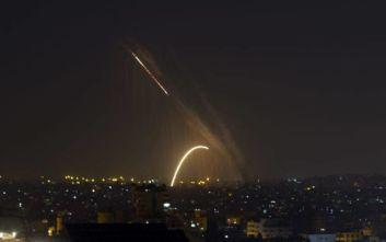 Αντιαεροπορικός συναγερμός στη Δαμασκό