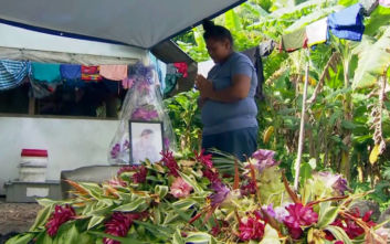 Σαμόα: Μία σημαία έξω από τα σπίτια όσων δεν έχουν εμβολιαστεί κατά της ιλαράς