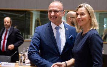 ΥΠΕΞ Κροατίας: Θα στείλουμε ξεκάθαρο μήνυμα στις χώρες των Δυτικών Βαλκανίων