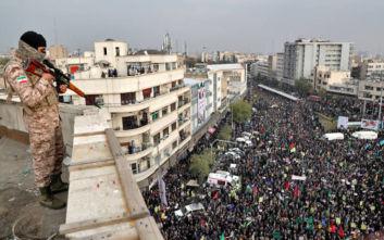 Ιράν: Τουλάχιστον 208 οι νεκροί στις διαδηλώσεις
