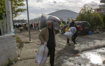 Σεισμός στην Αλβανία: Πενήντα τόνοι ανθρωπιστικής βοήθειας από την Ήπειρο