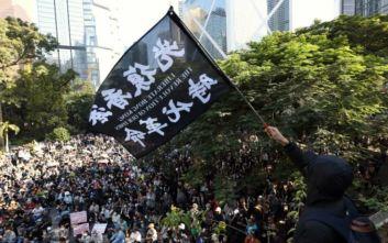 Χονγκ Κονγκ: Έρχεται μπαράζ λουκέτων σε επιχειρήσεις μετά τις διαδηλώσεις
