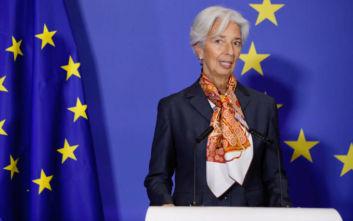 Λαγκάρντ: Ύφεση έως 12% στην Ευρώπη φέτος - Νέα μέτρα για τις τράπεζες
