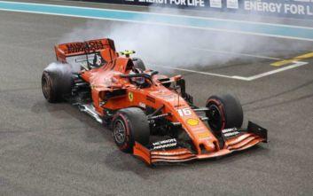 Formula 1: Μέχρι το 2024 στο κόκπιτ της Ferrari ο Λεκλέρκ