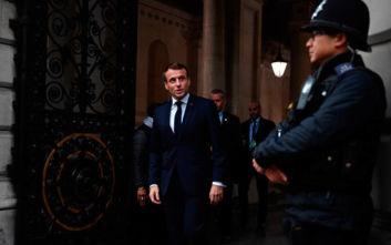 Σκληρή επίθεση Μακρόν σε Τουρκία: «Συνεργάζεται με τους τζιχαντιστές»