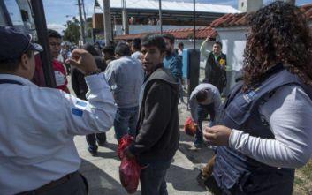 Προτιμούν την πατρίδα τους οι αιτούντες άσυλο στις ΗΠΑ που επαναπροωθήθηκαν στην Γουατεμάλα