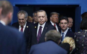 Πώς εξήγησε ο Ερντογάν την υποχώρηση στο θέμα του σχεδίου του ΝΑΤΟ για τη Βαλτική