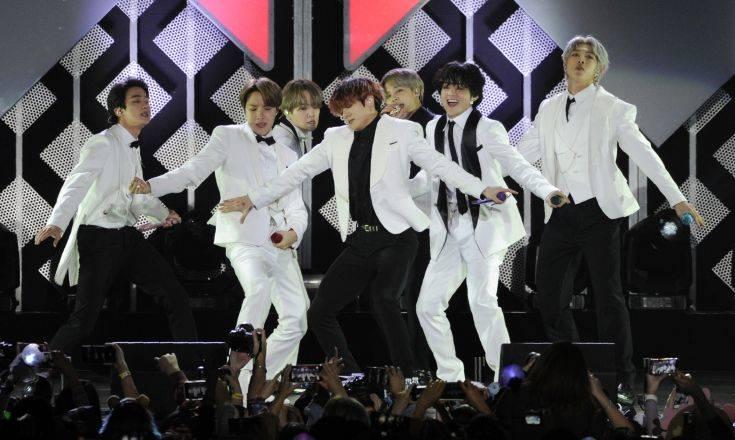 Οι BTS ανακοίνωσαν παγκόσμια περιοδεία το 2020