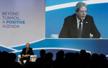 Πάολο Τζεντιλόνι: Οι δημοσιονομικοί κανόνες της Ε.Ε χρειάζονται επανεξέταση