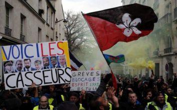 «Τρέμουν» τις κινητοποιήσεις μέσα στα Χριστούγεννα οι έμποροι στη Γαλλία