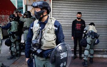 Χονγκ Κονγκ: Βρέθηκαν αυτοσχέδιες ισχυρές βόμβες