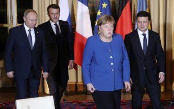 Συμφωνία Ρωσίας- Ουκρανίας για πλήρη εκεχειρία μέχρι την 31η Δεκεμβρίου