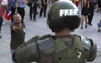 Οργή για τις δηλώσεις Πινιέρα αναφορικά με την αστυνομική βία κατά διαδηλωτών στη Χιλή