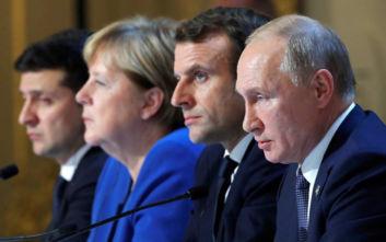 Ουκρανία-Ρωσία: Σημαντική η συνάντηση Πούτιν με Ζελένσκι, παραμένουν οι διαφωνίες