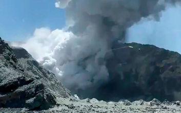 Νέα Ζηλανδία: Φόβοι για νέα έκρηξη του ηφαιστείου