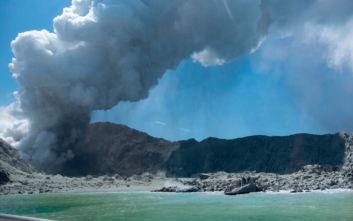 Νέα Ζηλανδία: Εννέα οι αγνοούμενοι από την έκρηξη στο νησί Γουάιτ