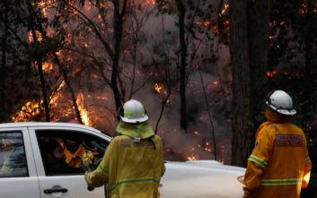 Πυρκαγιές στην Αυστραλία: Κατάσταση εκτάκτου ανάγκης σε Σίδνεϊ και Νέα Νότια Ουαλία