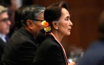 Στο Διεθνές Ποινικό Δικαστήριο η Μιανμάρ για τη γενοκτονία των Ροχίνγκια