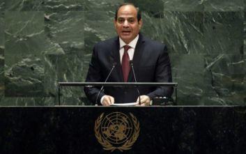 Αυστηρό μήνυμα Αιγύπτου σε Τουρκία: Δεν θα επιτρέψουμε σε κανέναν να ελέγξει τη Λιβύη