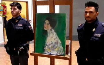 Νέα τροπή στο θρίλερ του χαμένου για 22 χρόνια πίνακα του Γκούσταβ Κλιμτ