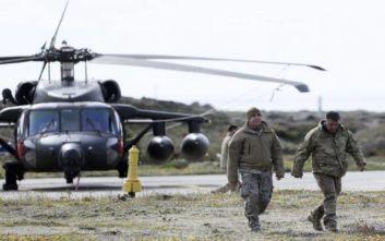 Χιλή: Βρέθηκαν συντρίμμια του C-130 και ανθρώπινα υπολείμματα