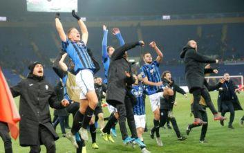 Champions League: Από τον... πάτο στους «16» η Αταλάντα