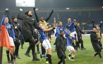 Champions League: Αταλάντα η πρώτη ομάδα που ξεκίνησε με 3 ήττες και προκρίθηκε σε νοκ άουτ
