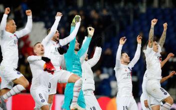 Ligue 1 - Κορονοϊός: Πρωταθλήτρια η Παρί Σεν Ζερμέν