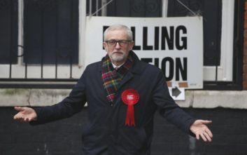 Εκλογές στη Βρετανία: Υπό αμφισβήτηση ο Κόρμπιν