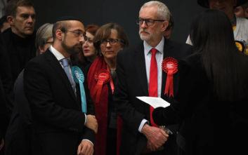 Εκλογές στη Βρετανία: «Ο Κόρμπιν ήταν ο πρώτος λόγος της ήττας για τους Εργατικούς»
