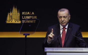 Ερντογάν για σχέδιο Τραμπ: Είναι ένα σχέδιο κατοχής