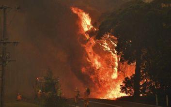 Αυστραλία: Τρεις αγνοούμενοι στις πυρκαγιές, φόβοι ότι είναι νεκροί