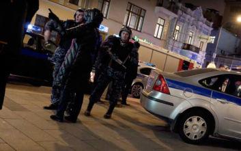 Απειλές για βόμβα σε πέντε δικαστήρια και έξι εμπορικά κέντρα στη Μόσχα