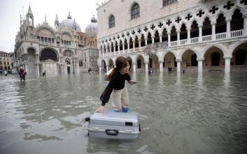 Βενετία: Πτώση του τουρισμού υπό τον φόβο... πλημμυρών