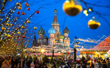 Το 2019 ήταν η θερμότερη χρονιά στην ιστορία της Ρωσίας